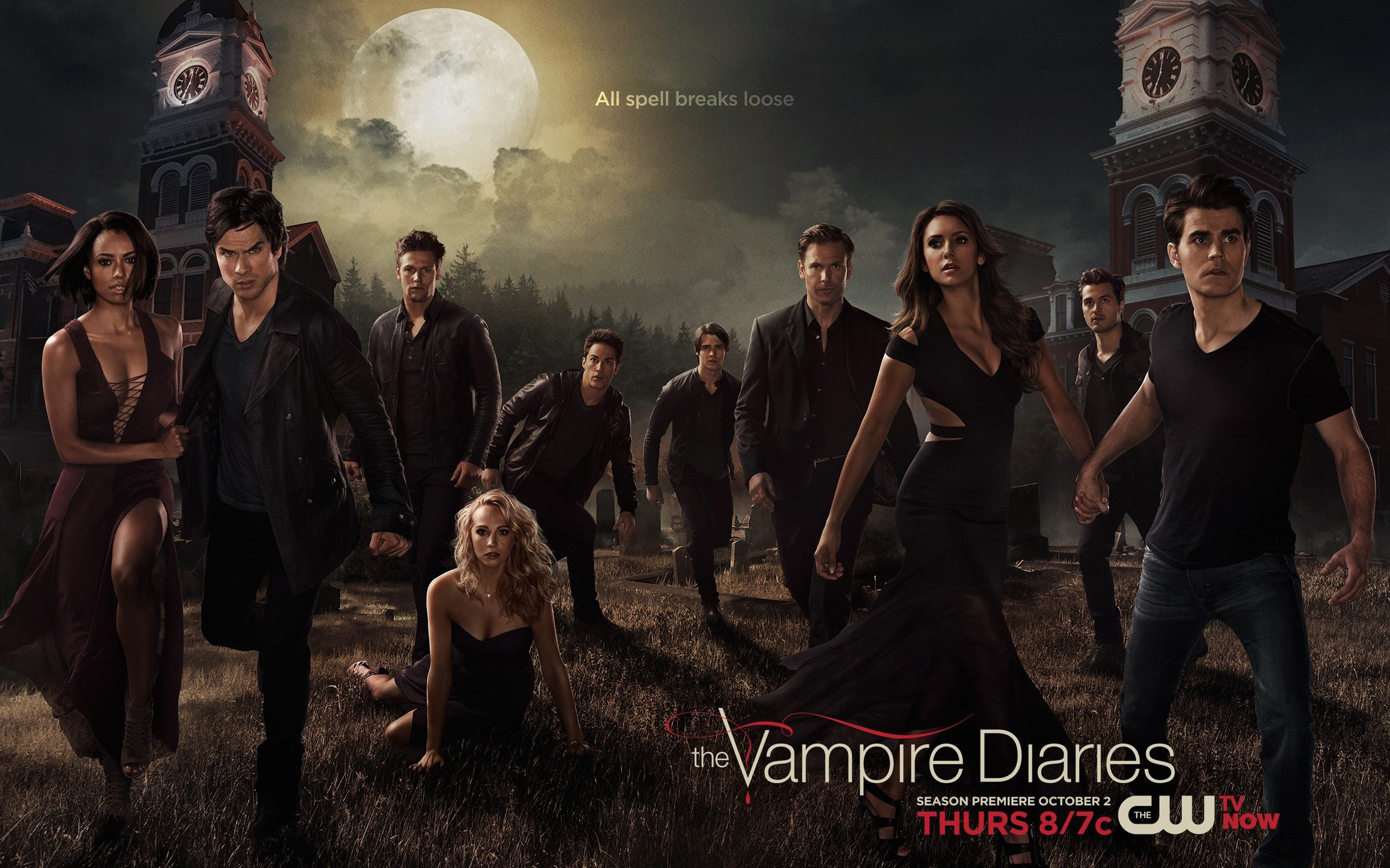 The Vampire Diaries Tv Shows HD k Wallpapers
