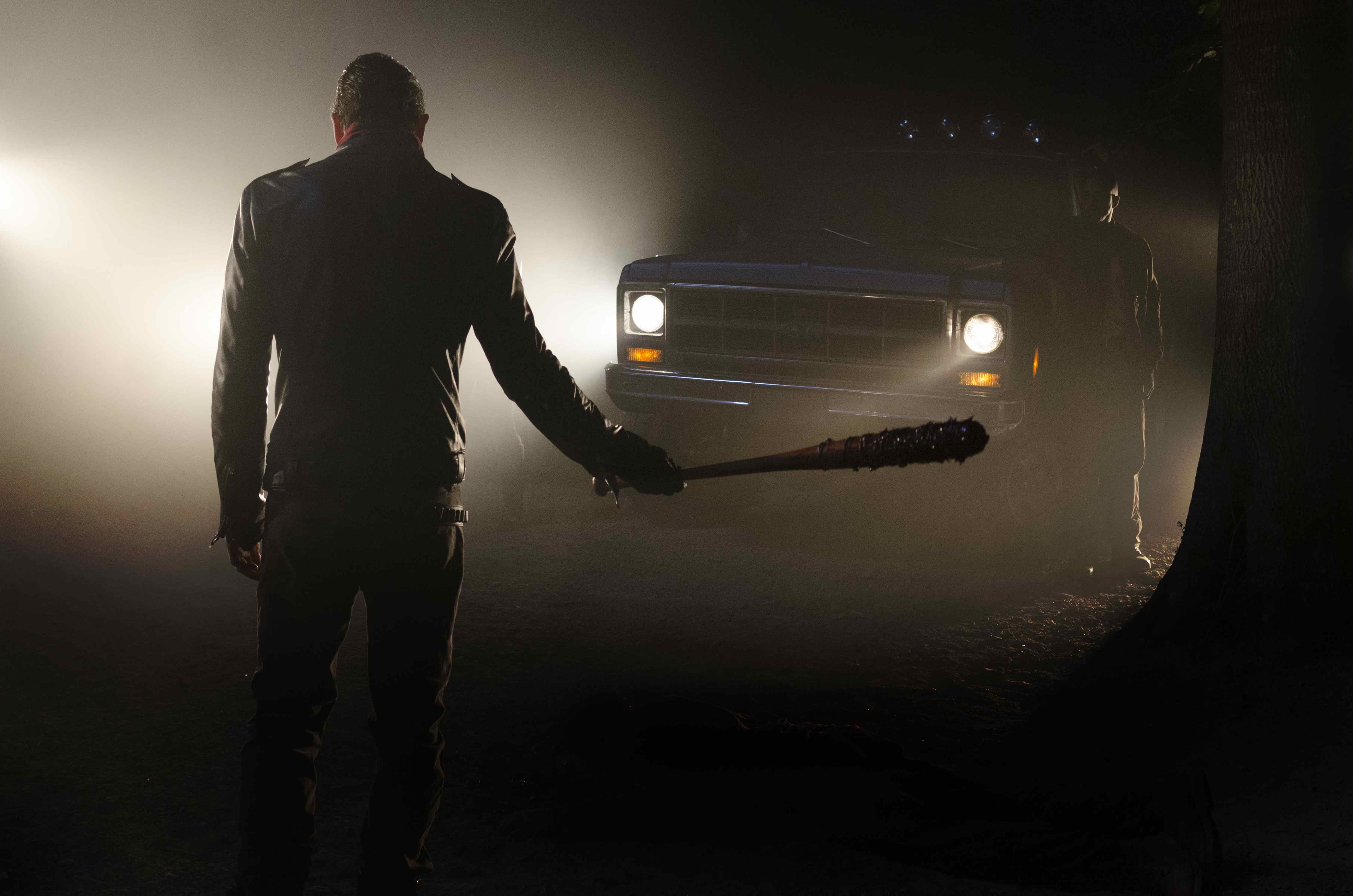 The Walking Dead Season 7 Negan Hd Tv Shows 4k Wallpapers