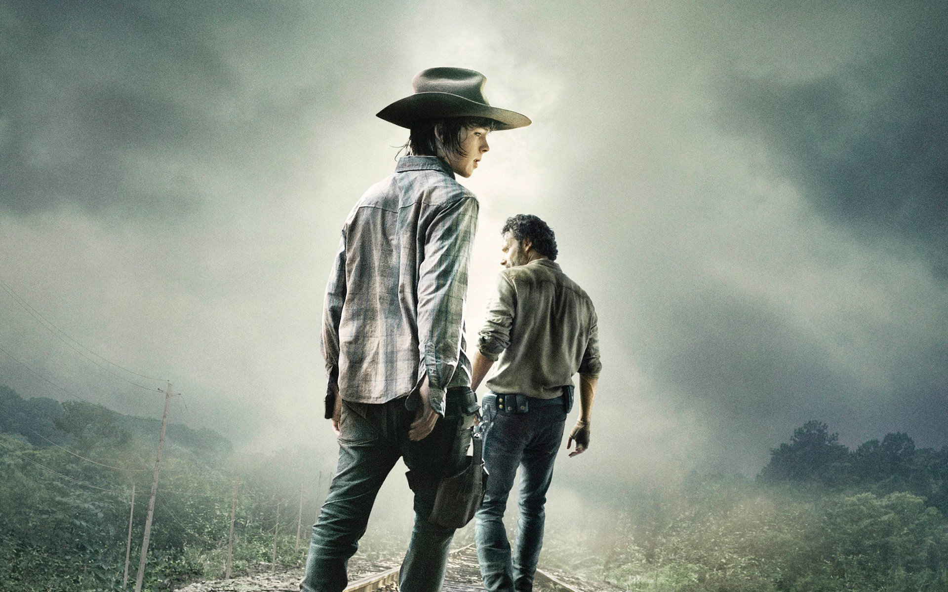 540x960 The Walking Dead Tv 540x960 Resolution Hd 4k Wallpapers