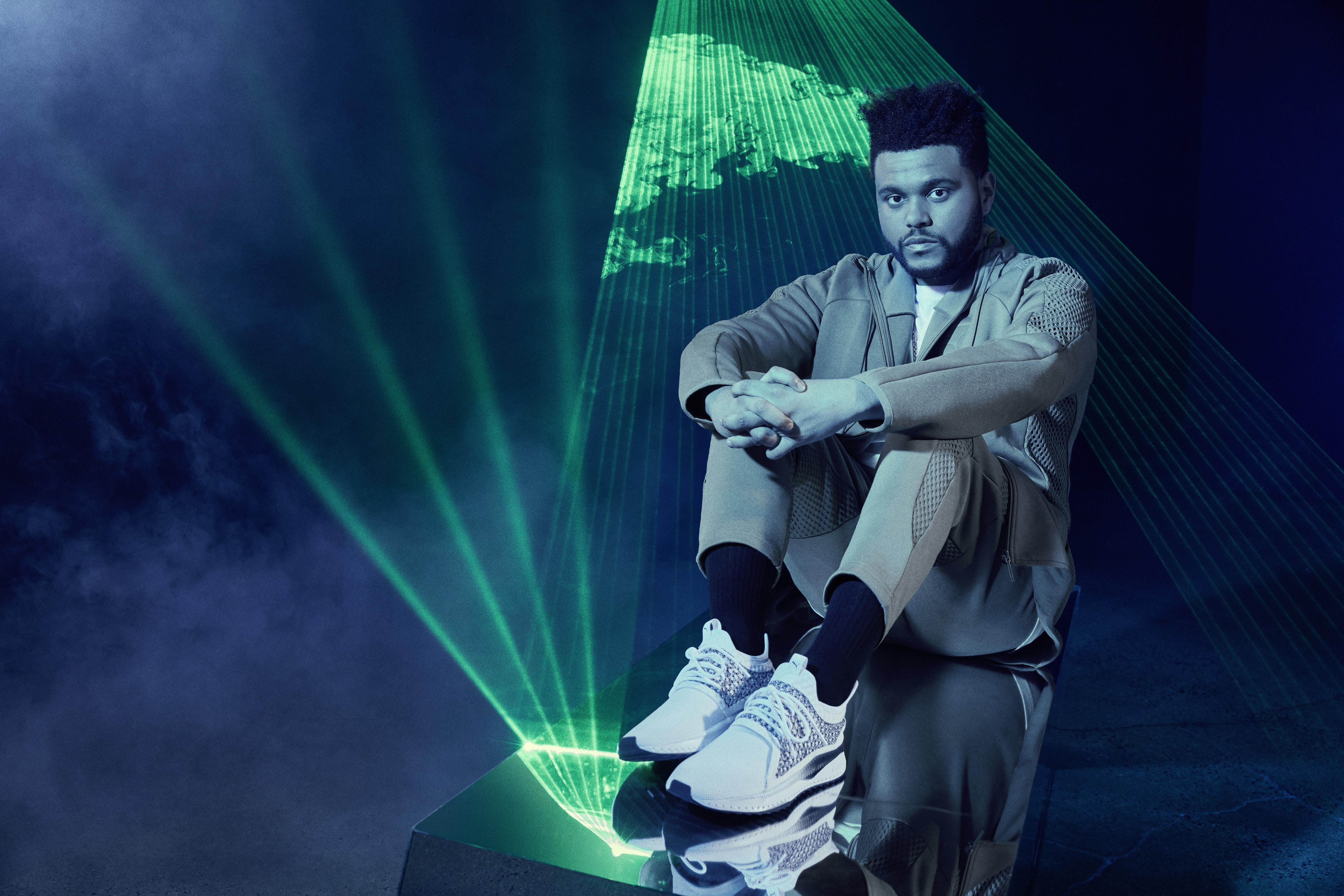 The Weeknd Puma 5k