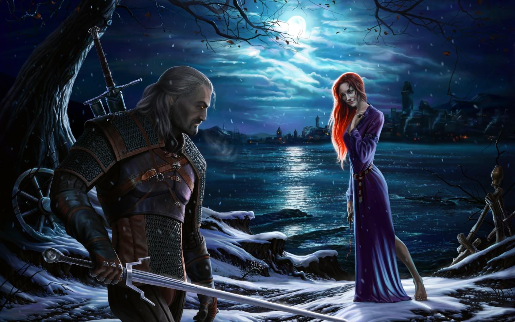 The Witcher 3 Wallpaper 4k: The Witcher 3 Wild Hunt Amazing Art, HD Artist, 4k