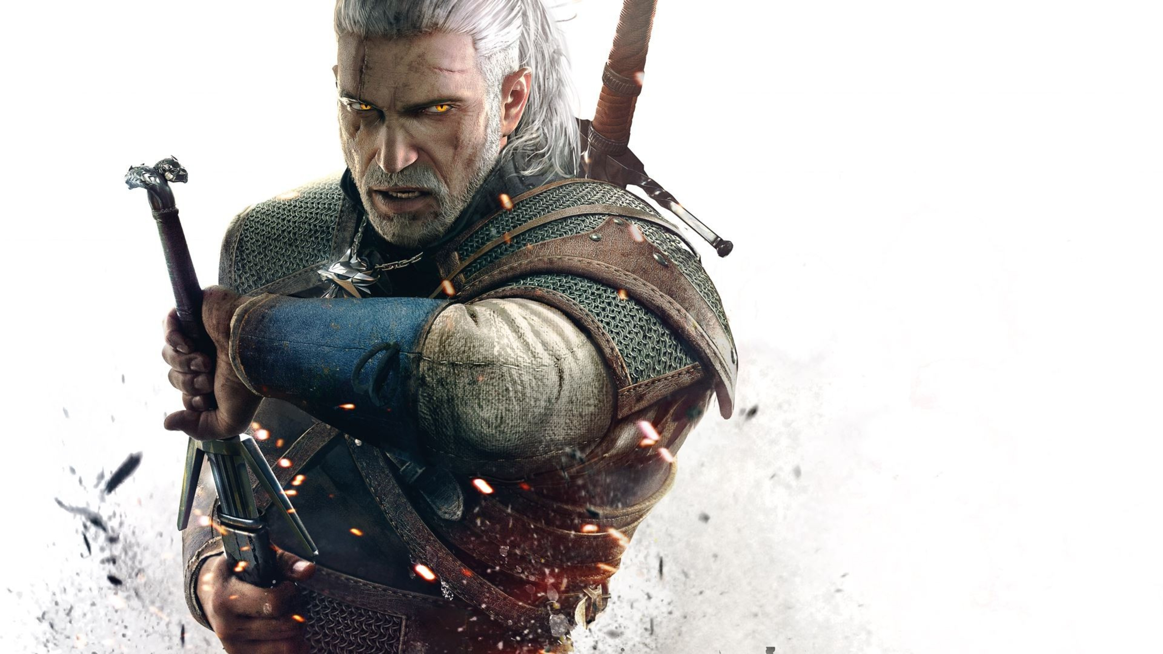 The Witcher Wild Hunt Wallpaper and Background x ID