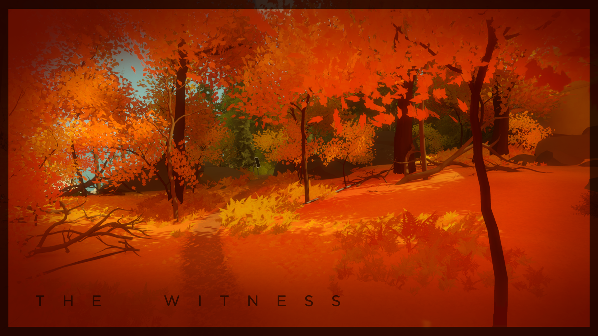 The Witness: how to solve the first puzzle in the garden ...