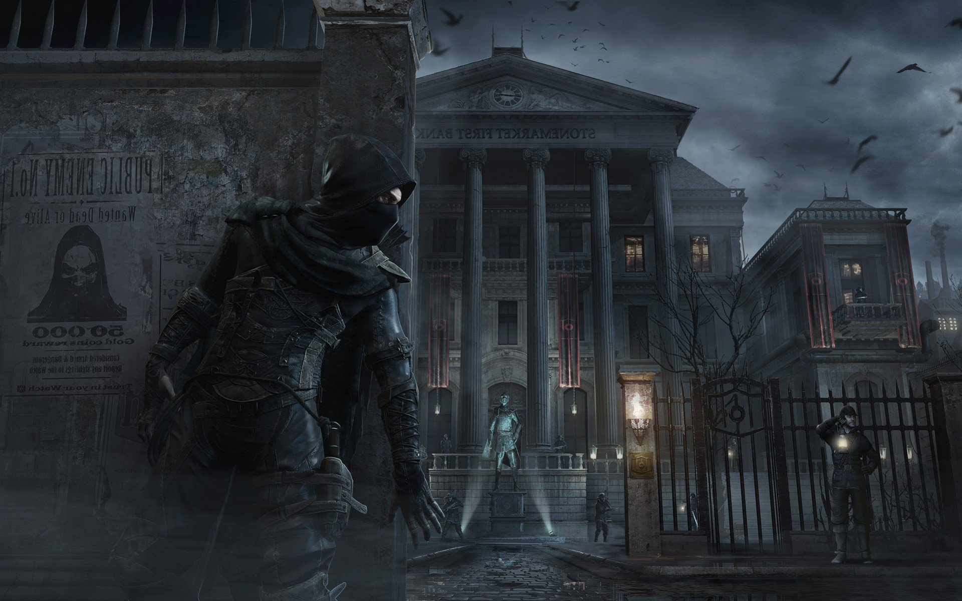 thief video game hd, hd games, 4k wallpapers, images, backgrounds