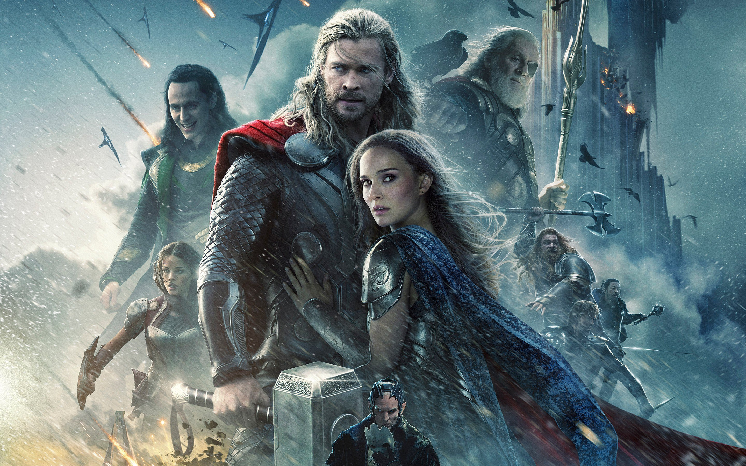 thor 2 the dark world, hd movies, 4k wallpapers, images, backgrounds
