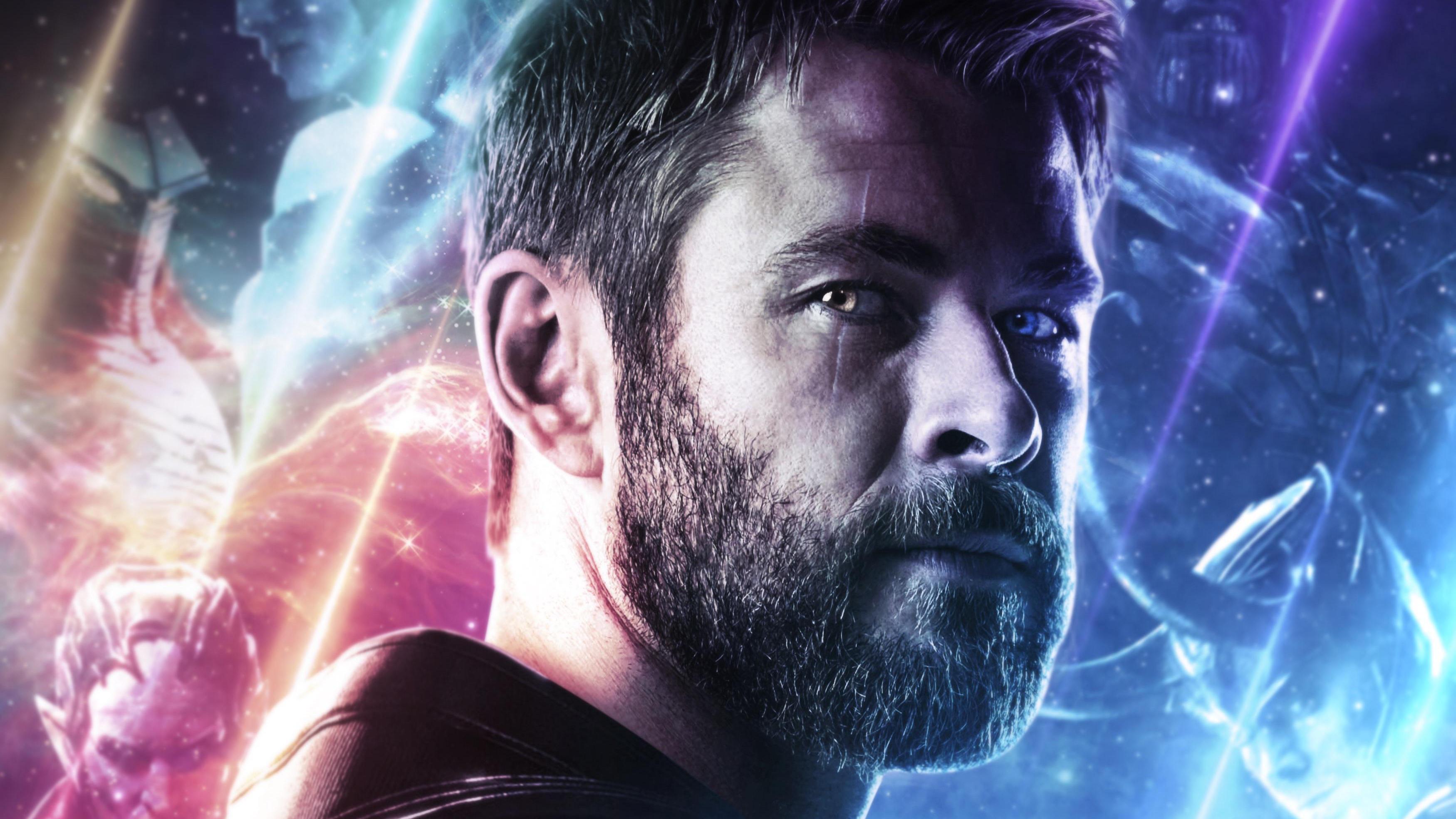 Thor Avengers Endgame 4k New, HD Superheroes, 4k ...
