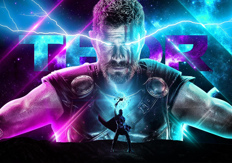 Thor behance art hd superheroes 4k wallpapers images - Thor art wallpaper ...