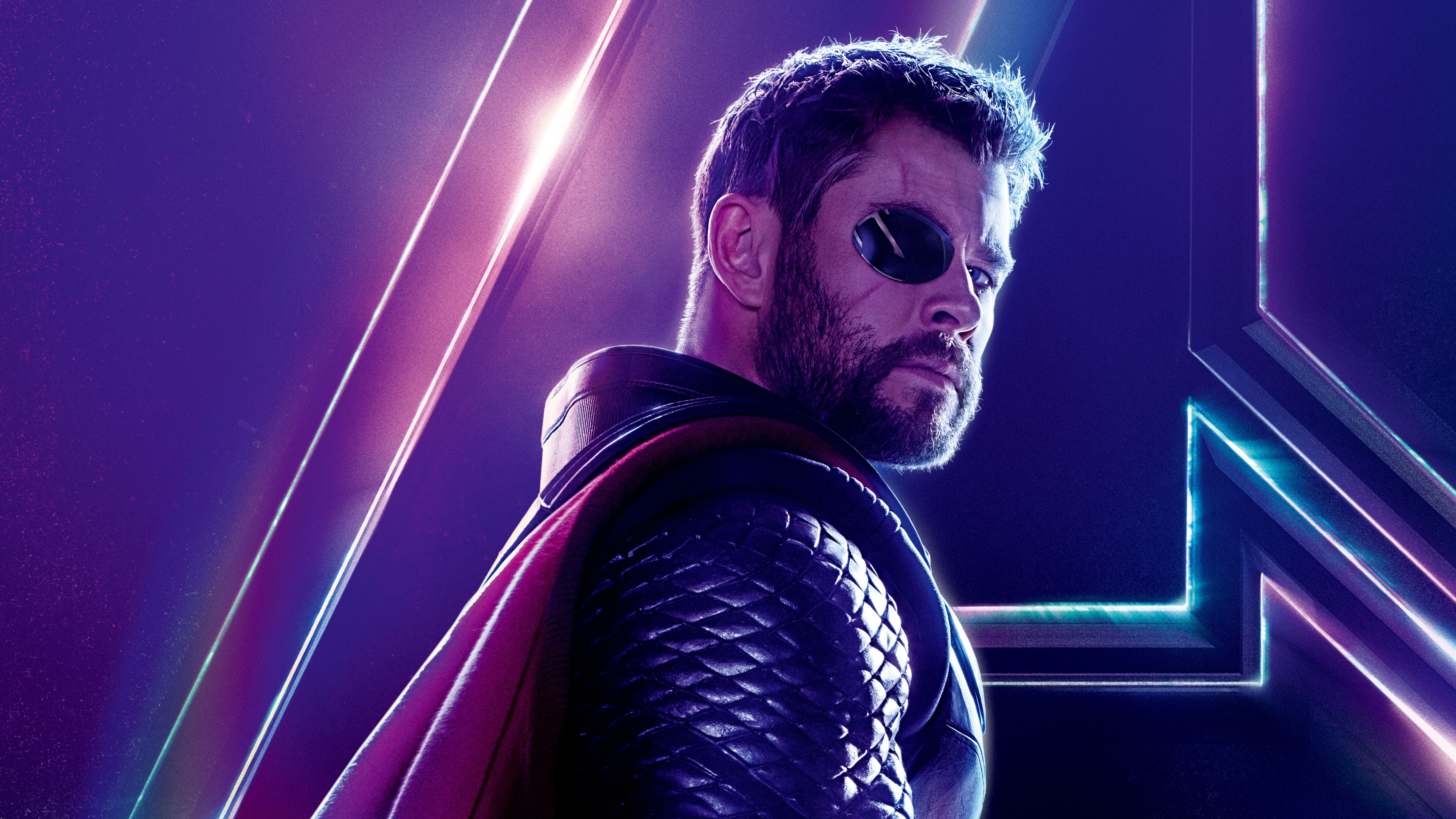 Thor In Avengers Infinity War New 8k Poster, HD Movies, 4k ...