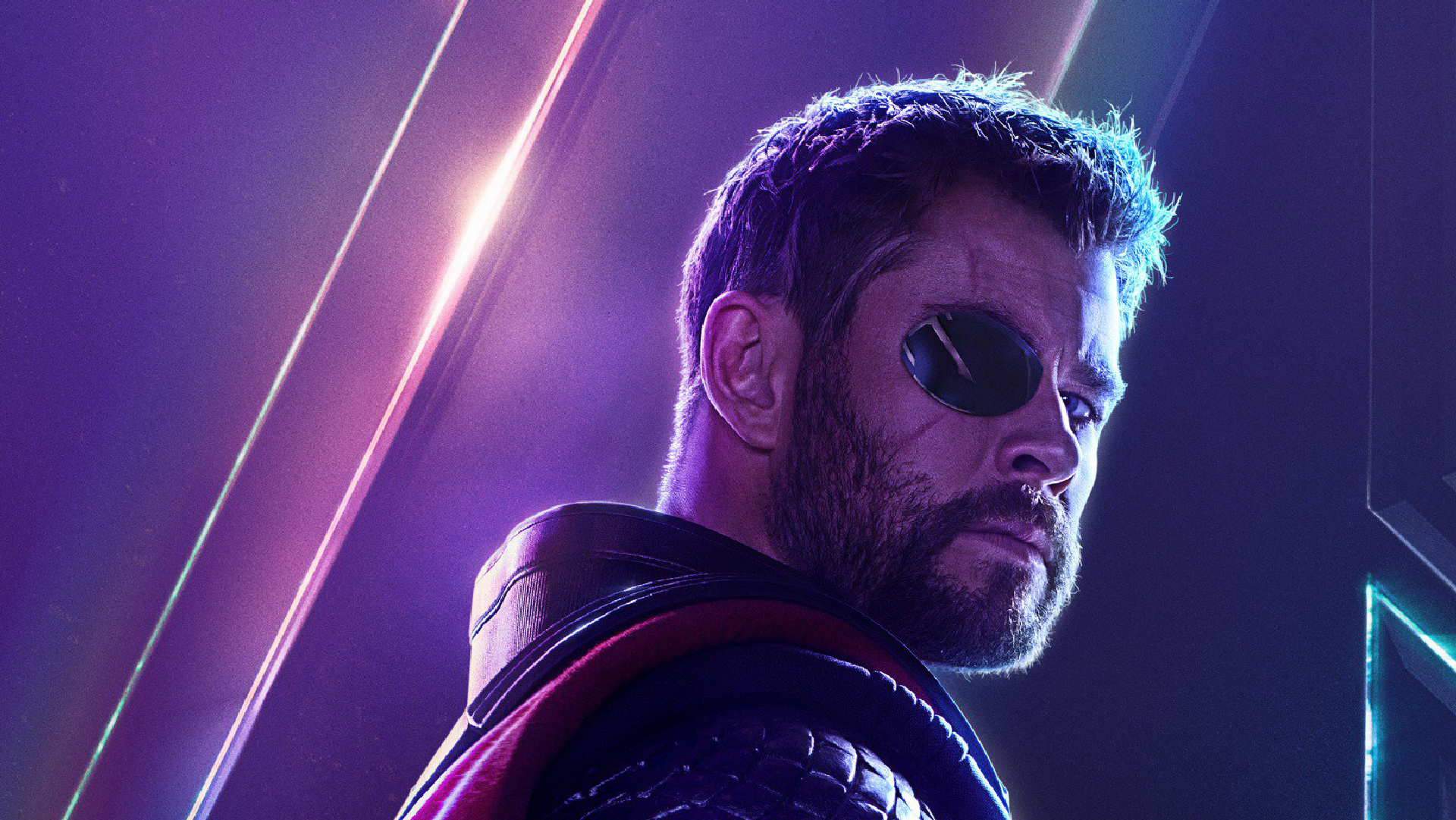 Thor In Avengers Infinity War New Poster