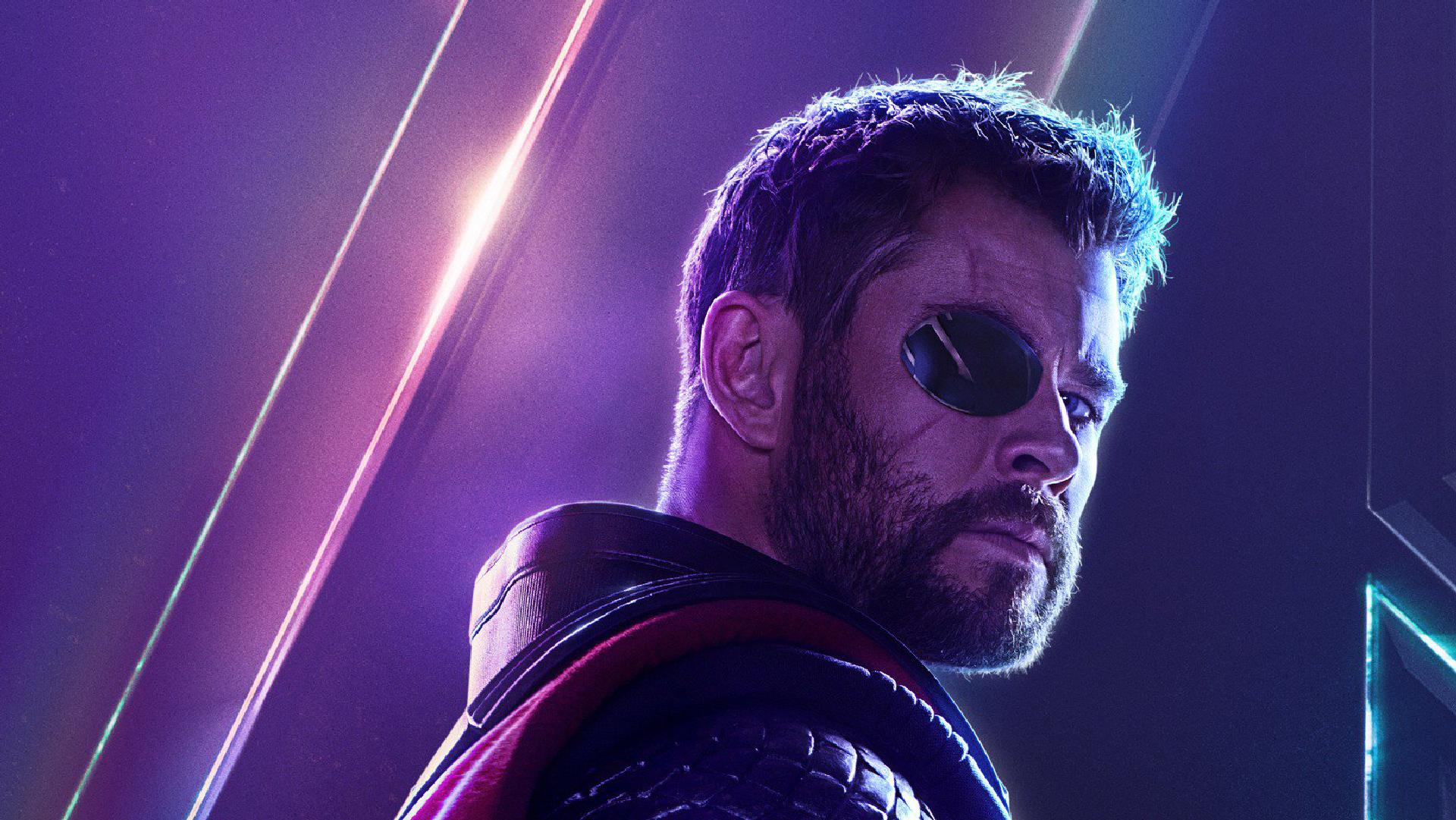 3840x2400 Thor In Avengers Infinity War New Poster 4k Hd 4k