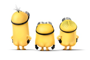 Minions Funny Wallpaper
