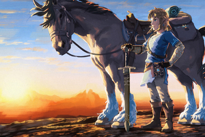 1 Year Anniversary The Legend Of Zelda Breath Of The Wild