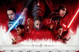 10k Star Wars The Last Jedi
