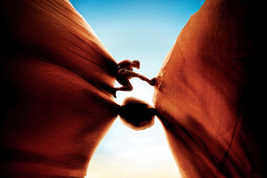 127 Hours Movie Wallpaper