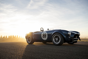 1964 Shelby Cobra 289 Wallpaper