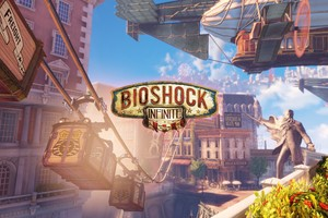 2016 Bioshock Infinite Wallpaper