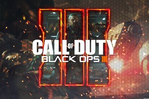 2016 Call Of Duty Black Ops 3 HD Wallpaper