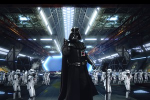 2016 Darth Vader Stormtroopers
