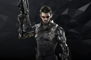 2016 Deus Ex Mankind Divided