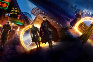 2016 Doctor Strange 5k Wallpaper