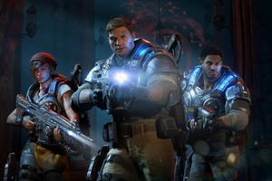 2016 Gears Of War 4