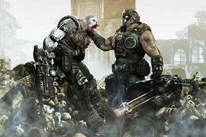 2016 Gears Of War 4 HD