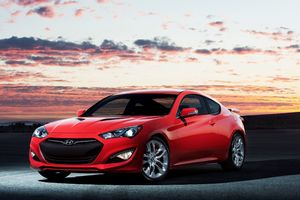 2016 Hyundai Genesis Coupe Wallpaper