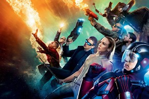 2016 Legends of Tomorrow Wallpaper
