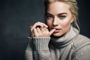2016 Margot Robbie Celebrity
