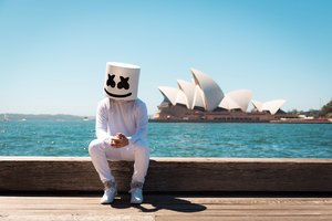 2016 Marshmello DJ Wallpaper