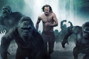 2016 The Legend Of Tarzan