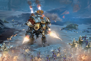 2016 Warhammer 40k Dawn Of War 3