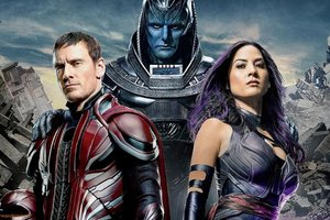 2016 X Men Apocalypse Movie Wallpaper