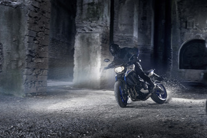 2016 Yamaha Mt 09 Wallpaper