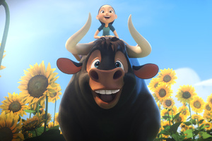 2017 Ferdinand Movie