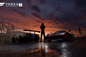 2017 Forza Motorsport 7 Wallpaper