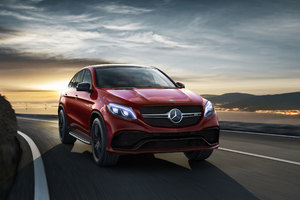 2017 GLE AMG COUPE Mercedes