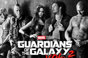 2017 Guardians Of The Galaxy Vol 2