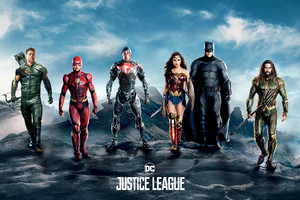 2017 Justice League Wallpaper