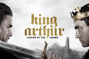 2017 King Arthur Legend Of The Sword Wallpaper