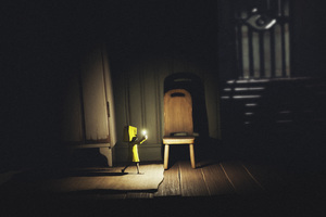 2017 Little Nightmares