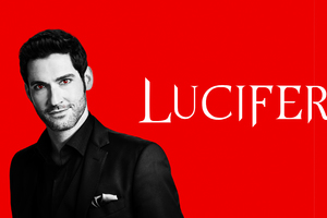 2017 Lucifer Season 3 4k