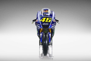 2017 Movistar Yamaha MotoGP Yamaha YZR M1 Wallpaper