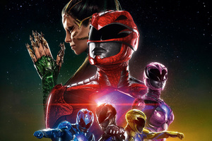 2017 Power Rangers Movie