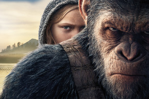 2017 War For The Planet Of The Apes