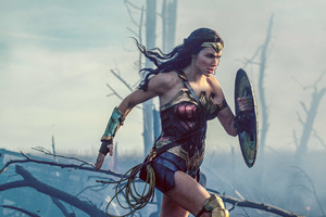 2017 Wonder Woman 4k 5k Wallpaper