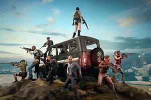 2018 4k PlayerUnknowns Battlegrounds