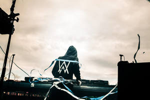 2018 Alan Walker 4k Wallpaper