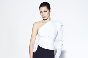 2018 Bella Hadid Photoshoot 4k Wallpaper