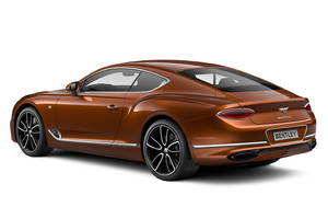 2018 Bentley Continental Gt 4k